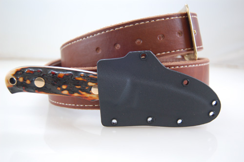Dozier Knife Belt